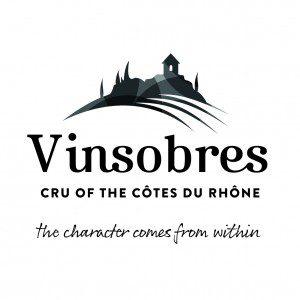 Vinsobres logo in grey