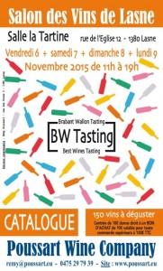 B-W Tasting