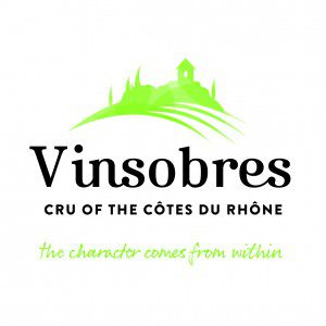 Vinsobres logo in green